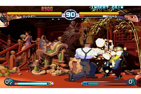 Street Fighter III 2nd Impact: Giant Attack (Game ...