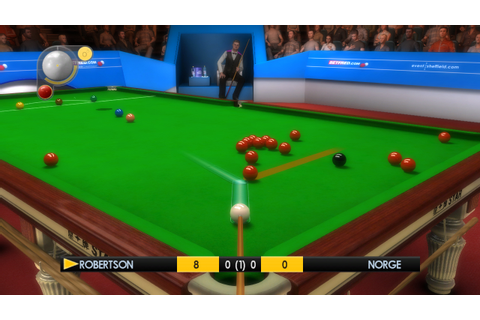WSC Real 11: World Snooker Championship 2011 – PS3 Review ...