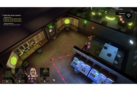 Download Crookz - The Big Heist Full PC Game