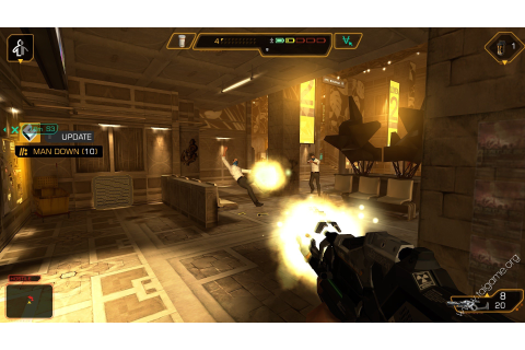 Deus Ex: The Fall - Download Free Full Games | Arcade ...