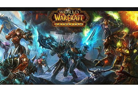 World of Warcraft Cataclysm Free Download PC Game