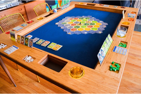 Game In Style: Accessories to Upgrade Tabletop Experience ...