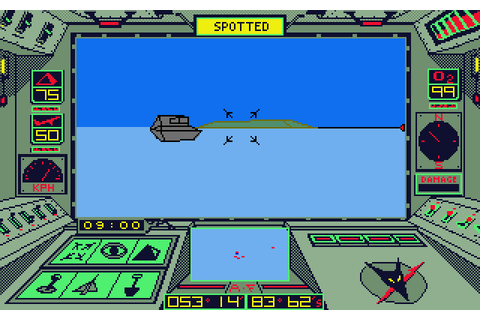 Arctic Fox (1986) by Dynamix Atari ST game