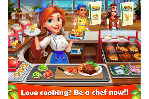 Cooking Joy - Super Cooking Games, Best Cook! for Android ...