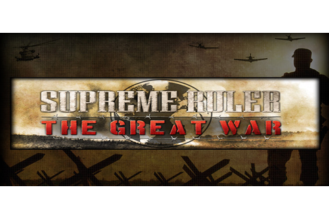 Supreme Ruler The Great War Free Download FULL Game