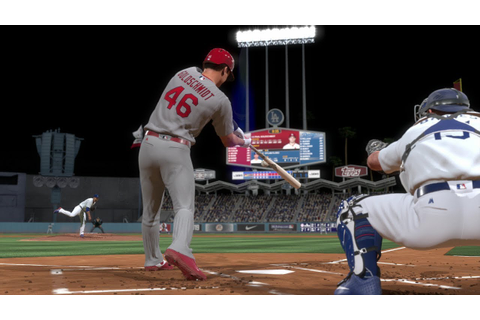 MLB The Show 19 Gameplay - Los Angeles Dodgers vs St ...