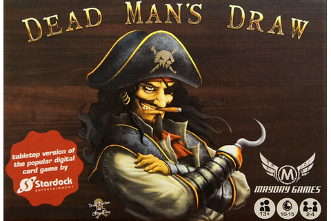 Dead Mans Drawルールサマリー – The Game Gallery