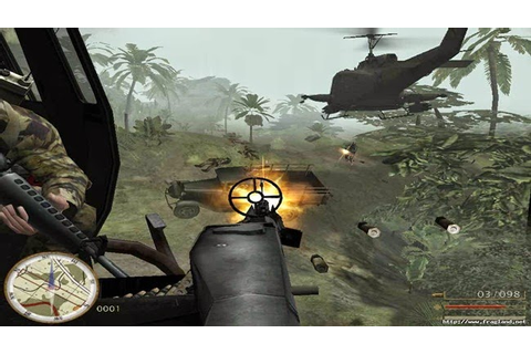 The Hell in Vietnam PC Game Free Download - Game Vilal Blog