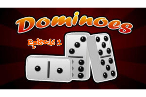 Pogo Games ~ Dominoes Episode 1 - Best of 3 series - YouTube