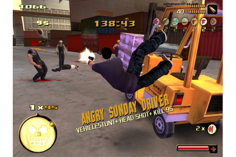Total Overdose PC Game Free Download | Usman World Free
