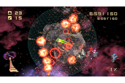 Super Stardust™ Ultra Game | PS4 - PlayStation