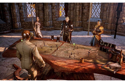 The War Room - Dragon Age: Inquisition Game Guide ...