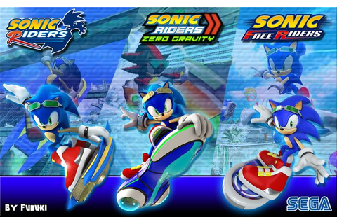25 best images about Sonic Free Riders on Pinterest ...