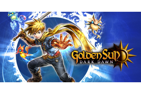 Golden Sun: Dark Dawn | Nintendo DS | Games | Nintendo