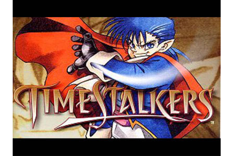 Time Stalkers Review for Dreamcast (1999) - Defunct Games