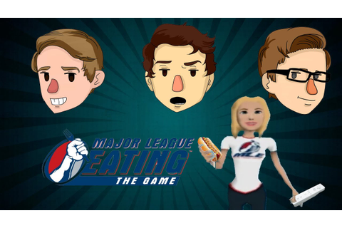 Major League Eating: The Game- Tastes Like Comedy - YouTube