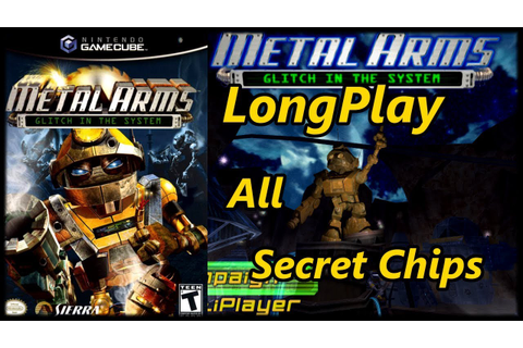 Metal Arms: Glitch in the System - Longplay Full Game ...