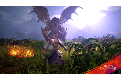 Bless Unleashed Announced; Powered by Unreal Engine 4, Due ...