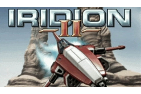 CGR Undertow - IRIDION II review for Game Boy Advance ...