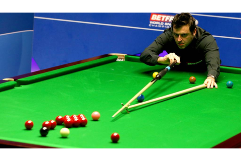 World Snooker Championship - BBC Sport