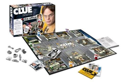 Clue: The Office Board Game | Dunderpedia: The Office Wiki ...