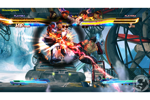 Street Fighter X Tekken Free Download - Ocean Of Games