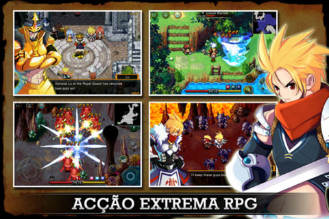 Zenonia 4 for iPhone - Download