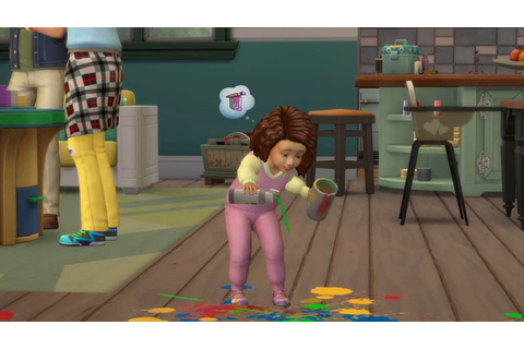 The Sims Blog: Become a Better Sim Parent with The Sims 4 ...