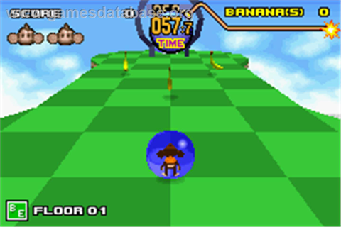 Super Monkey Ball Jr. - Nintendo Game Boy Advance - Games ...