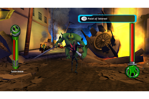 Image - Ben 10 Alien Force Vilgax Attacks (game) (20).png ...