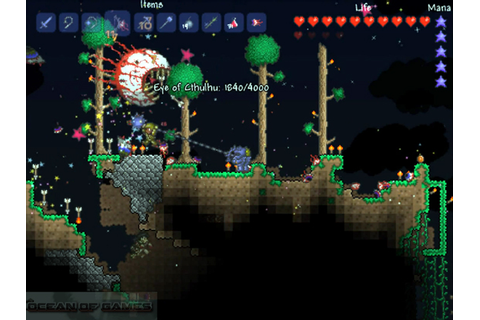 Terraria Free Download - Ocean Of Games