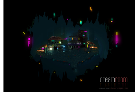 Rittenhouse Teases Upcoming Pixel Art Game DreamRoom With ...