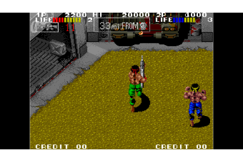 Arcade Archives IKARI III -THE RESCUE- on PS4 | Official ...