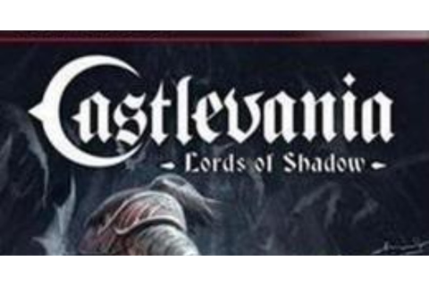Castlevania Lords of Shadow | PS3 ISO Games - Free ...