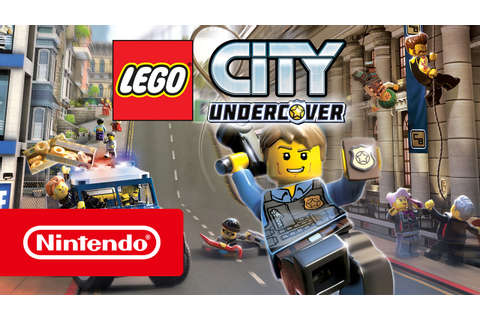 LEGO CITY Undercover - Trailer (Nintendo Switch) - YouTube