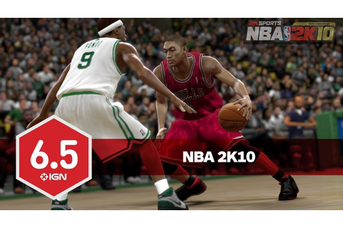 NBA 2K18 Review - IGN