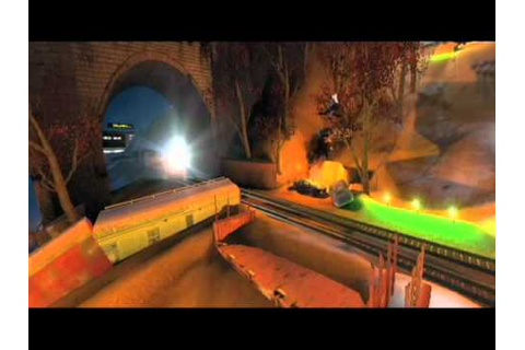 Transworld Snowboarding Xbox game 2002 - YouTube