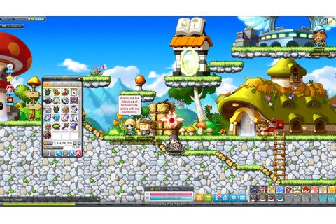 Adventuring | MapleStory