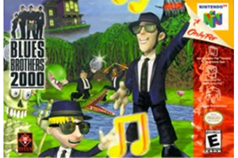 Blues Brothers 2000 (video game) - Wikipedia
