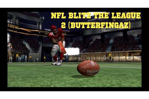 Thursday Throwback NFL Blitz The League 2 (Butterfingaz ...
