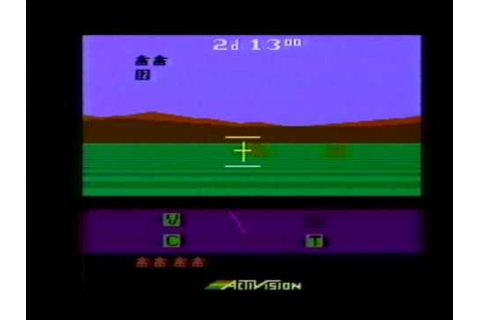 Classic Game Room HD - ROBOT TANK for Atari 2600 review ...