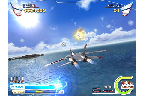 After Burner Climax Review - Just Push Start