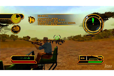 Cabela's African Safari Xbox 360 Gameplay - The - YouTube