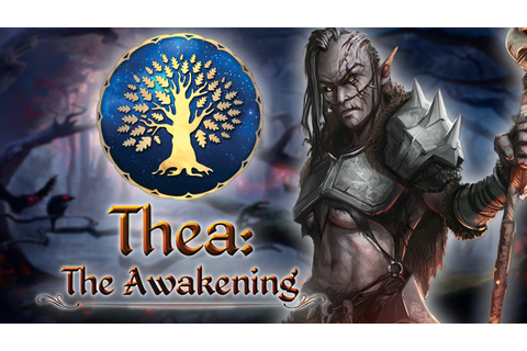 Game Review: Thea: The Awakening – The Page of Reviews