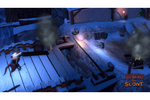 The Lost Legends of Redwall The Scout torrent download ...