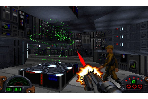 ESRB rates Star Wars: Dark Forces for PS1 Classics re-release