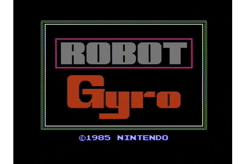 Download Gyromite (NES) - My Abandonware