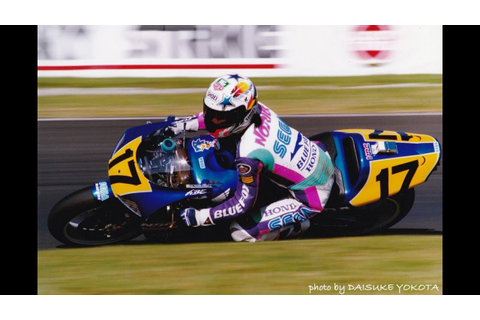 Tribute: Norick Abe 18 years old All Japan Road Race 500cc ...