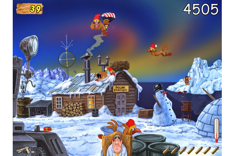 Chicken Shoot 2 Game - Free Download Full Version For Pc