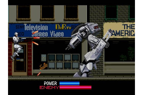 I'd Buy That For A Dollar: RoboCop's Three Greatest Video ...